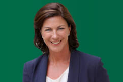 Melinda Pavey confirms she will run for Nationals leadership