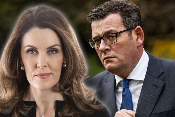 Article image for Could Dan Andrews be next to go? Victoria's ICAC puts Premier in the crosshairs