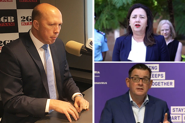 Article image for What Annastacia Palaszczuk should learn from 'honest and open' Daniel Andrews