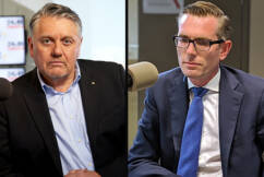 'I nearly fell off my chair': Ray Hadley puts new Premier 'on notice'
