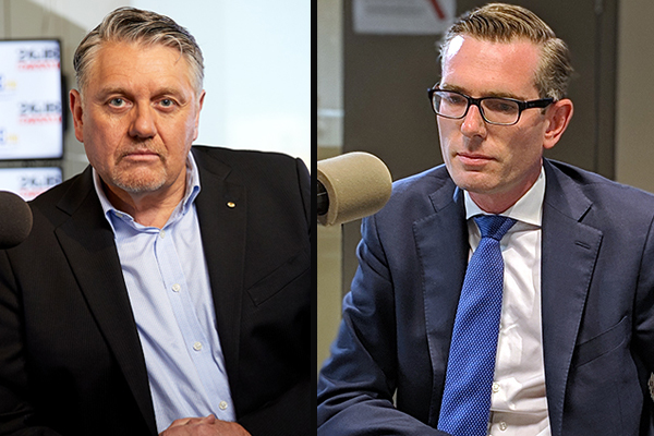 Article image for 'They have told lies!': Ray Hadley rips into Premier's 'disgraceful decision'