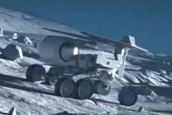 Aussie rover to fly to the moon in historic NASA deal
