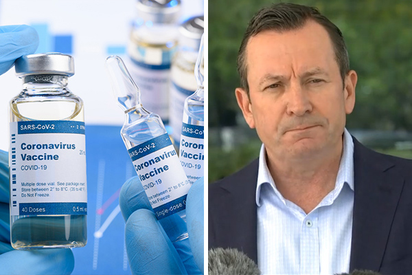 Article image for West Australian doctor lifts the lid on state's 'embarrassing' vaccination rate
