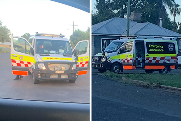 Article image for 2GB listener's live report of high-speed police pursuit of an ambulance