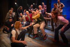 Multi-award-winning musical makes spectacular return to Sydney stage