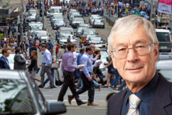 Dick Smith says 'no one' wants such high immigration levels