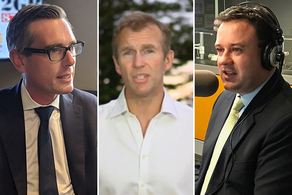 Article image for Who will be the next NSW Premier? Candidates line up to replace Gladys Berejiklian