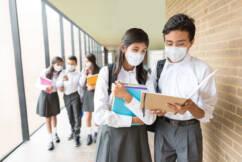 'Strange', 'wonderful': Students and teachers react to classroom return