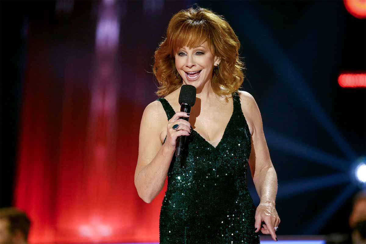 Article image for Why Reba McEntire gets 'the biggest kick' out of millennials