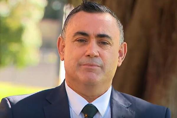 Article image for NSW Deputy Premier John Barilaro resigns