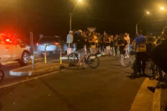 Grand Final victory: Live scenes as Penrith Panthers fans take to the streets