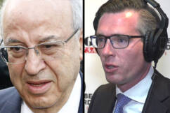 NSW Premier in the dark over 'outrageous' Obeid decision