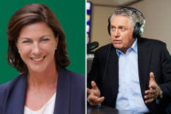 Why Ray Hadley is supporting Melinda Pavey for Nationals leadership