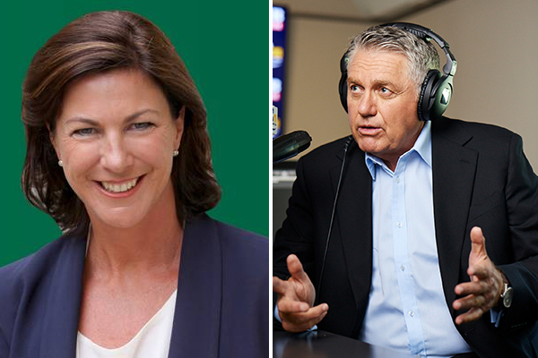 Article image for Why Ray Hadley is supporting Melinda Pavey for Nationals leadership