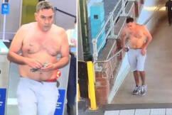 Police hunt bag snatcher who landed woman in hospital