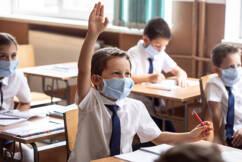 'It doesn't make sense': Ben Fordham questions playground mask mandate