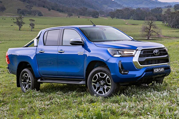 Article image for Chronic stock shortages force Toyota to reveal true impact